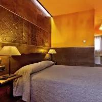 Hotel Hotel Doña Blanca en moscardon
