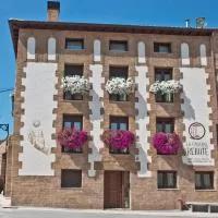 Hotel La Casa Del Rebote en mues