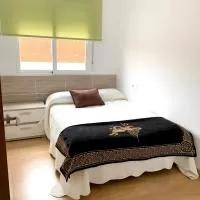 Hotel Apartment Calle Valdeaguila - 2 en muga-de-sayago