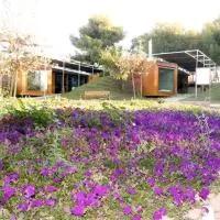 Hotel Centro de Agroecologia y Medio Ambiente de Murcia en mula