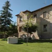 Hotel Casa Rural Reposo de Afanes en munana