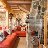Hotel Casa Cerro de la Fuente en munotello
