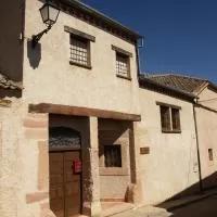 Hotel Casa rural Callejón del Palacio en munoveros