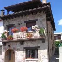 Hotel Casa Rural el Sastre en muriel-viejo