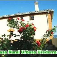 Hotel Casa Rural Urbasa Urederra en murieta