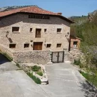 Hotel Posada Los Templarios en nafria-de-ucero