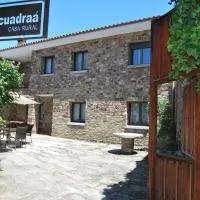 Hotel Casa Rural La Cuadraá en narros-de-matalayegua