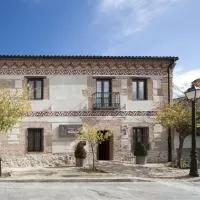 Hotel Hostería del Mudéjar en narros-de-salduena