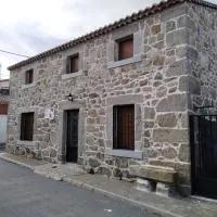 Hotel Casa Rural El Robledo en narros-del-puerto