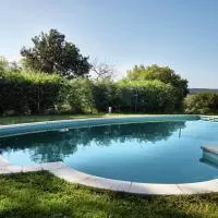 Hotel Spacious Cottage in Nava with Swimming Pool en nava