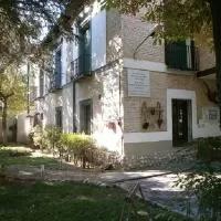 Hotel La Mesnadita en nava-de-la-asuncion