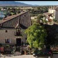 """Hotel Hotel rural """"LAS VEGAS"""" en navafria"""