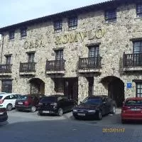 Hotel Casa Rómulo en navaleno