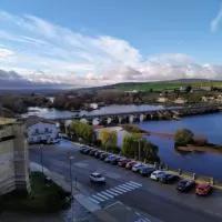 Hotel Ático MIRADOR DEL TORMES, descanso merecido en navales