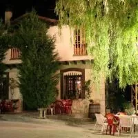 Hotel Hotel Rural Pantano de Burgomillodo en navalilla