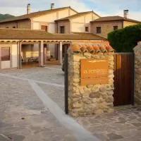 Hotel Remanso de Gredos en navalonguilla