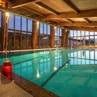 Hotel Izan Puerta de Gredos en navalonguilla