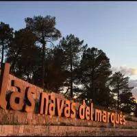 Hotel Del Marqués en navalperal-de-pinares