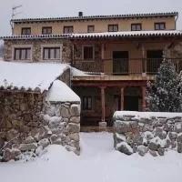 Hotel Casa Rural La Tablilla y La Terraza en navalperal-de-tormes