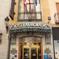 Hotel Hotel Las Moradas en navaquesera