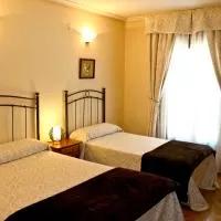 Hotel Hostal Alcántara en navaquesera