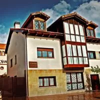 Hotel Casa Rural Rojanda en navaridas