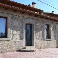 Hotel Casa Rural Abadía en navarredonda-de-la-rinconada