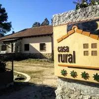 Hotel El Pinar en navas-de-riofrio