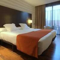 Hotel Hotel Zenit Pamplona en noain-elortzibar