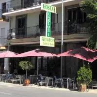 Hotel Hostal Carlos I en nogales