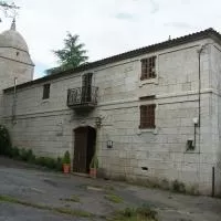 Hotel Pazo de Turbisquedo en nogueira-de-ramuin