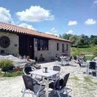 Hotel Caserio de Fontes en nogueira-de-ramuin