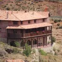 Hotel La Posada De Santa Ana en noguera-de-albarracin