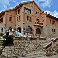 Hotel Ecoalbergue La Mola en novelda