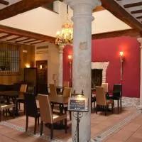 Hotel Hotel Condes de Visconti en novillas