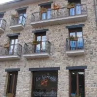 Hotel Apartahotel La Corrala en novillas