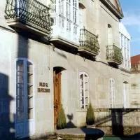 Hotel Pazo Almuzara en o-irixo