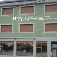 Hotel O Vendaval Hostal Restaurante en o-savinao