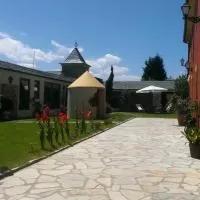 Hotel Casa do Merlo en o-savinao