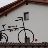 Hotel Hostal Ameztia en oitz