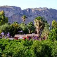 Hotel La Joya del Valle de Ricote en ojos