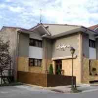Hotel Hotel Salbatoreh en olaberria