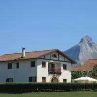 Hotel Lizargarate en olaberria