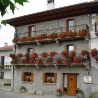 Hotel Casa Rural Martxoenea Landetxea en olazti-olazagutia
