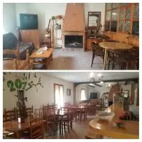 Hotel El Mijares en olba