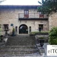 Hotel Pamplona El Toro Hotel & Spa en olza
