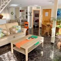 Hotel Apartamento diáfano y luminoso en Onil en onil