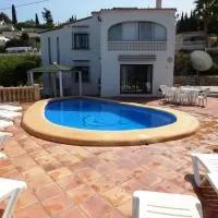 Hotel Villa Delfin en orba