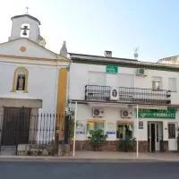 Hotel Hostal Via Del Caminante en orellana-de-la-sierra