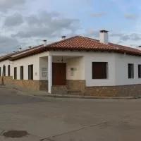 Hotel Casa Rural El Nidal en orellana-de-la-sierra